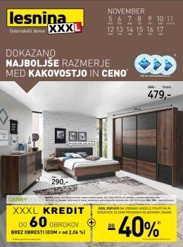 Lesnina katalog