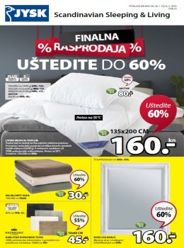 Jysk katalog - Scandinavian Sleeping & Living