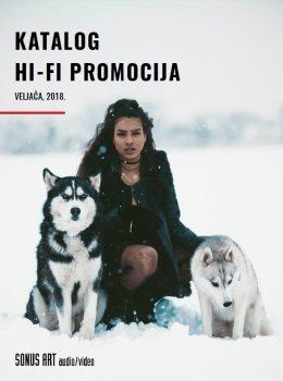 Sonus Art katalog - Veljača 2018.