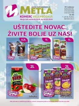 Metla Komerc katalog