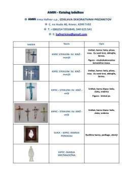 Amin katalog