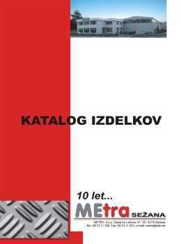 Metra katalog