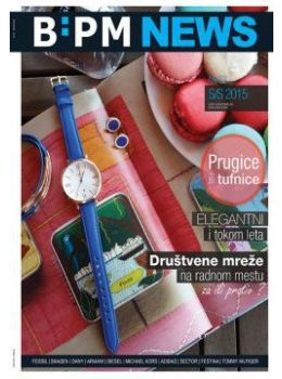 BPM satovi katalog