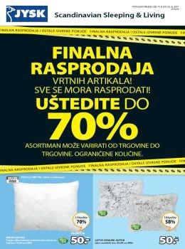 Jysk katalog - Aktualna ponuda