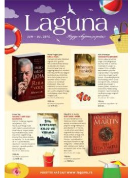 Laguna katalog