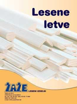 Lesarstvo ŽAŽE katalog