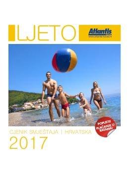Atlantis Travel katalog