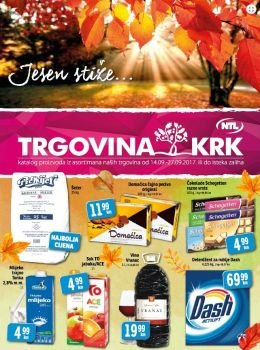 Trgovina Krk katalog