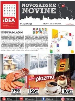 Idea katalog - Novosadske novine
