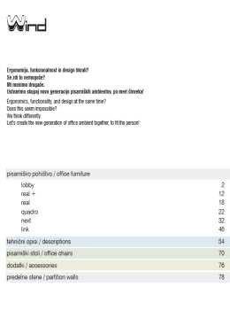 2D-Ambienti katalog