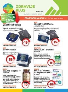 Ljekarne Vaše zdravlje katalog