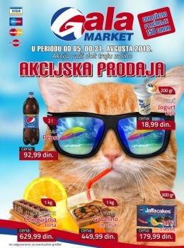 Gala Promet katalog