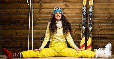 Biranje odgovarajuće opreme za zimske sportove