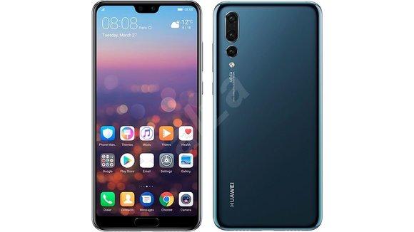 Huawei P20 Pro LTE 128GB CLT-L09 Twilight Modra