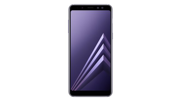 Samsung Galaxy A8 Plus (2018) Dual SIM 64GB SM-A730FD/DS Orchid Gray