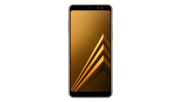 Samsung Galaxy A8 Plus (2018) Dual SIM 64GB 6GB RAM SM-A730F/DS Zlata