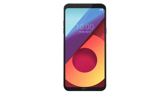 LG GSM telefon Q6 LTE 32GB, črn