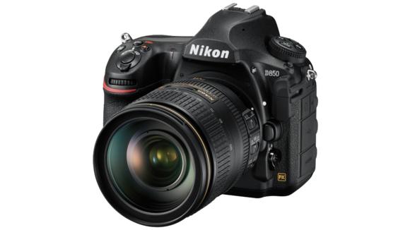 Nikon D850 + 24-120 AF-S VBA520K001 DSLR Kamera