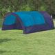 VIDAXL šotor za 6 oseb, moder