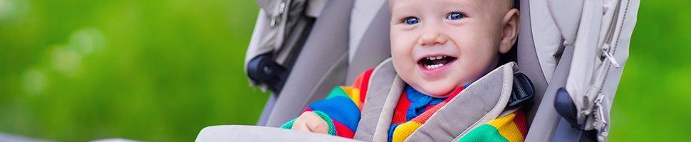 Otroški vozički in avtosedeži